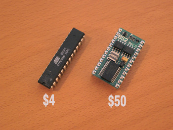 arduino vs basicstamp chips