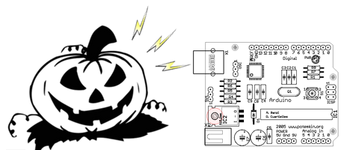 spooky arduino projects