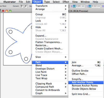 From Illustrator to Eagle: Vector graphics in circuits