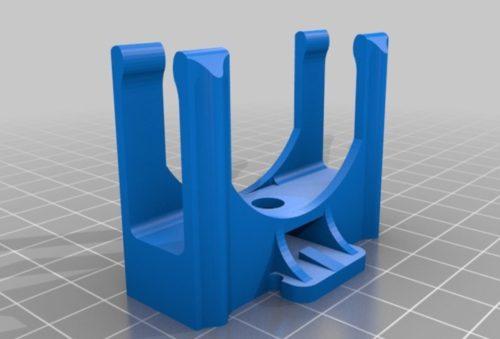 Learning Fusion 360 via 3d-printed iPhone tripod mounts